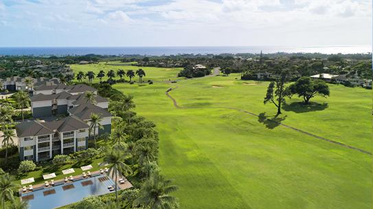 Kauanoe o Kōloa Golf Course Views