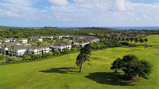 Kauanoe o Kōloa Golf Course Frontage View